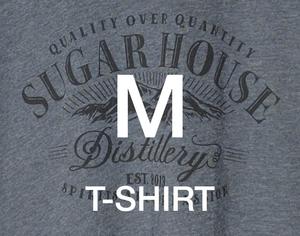 Cotton T-Shirt Short Sleeve - MEDIUM